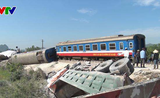 Nhiều cán bộ đường sắt bị đình chỉ công tác sau hàng loạt vụ tai nạn