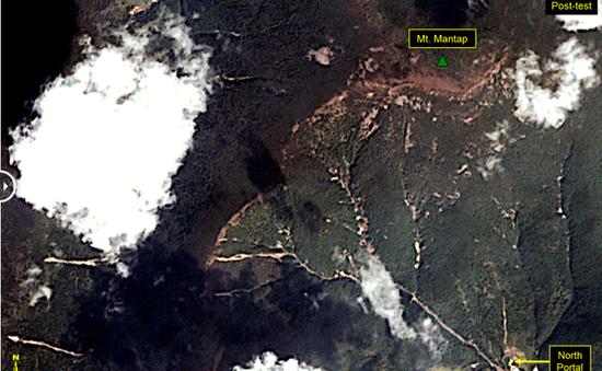 Hôm nay (24/5), Triều Tiên sẽ dỡ bỏ bãi thử hạt nhân Punggye-ri