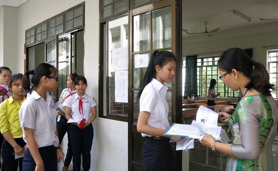Gần 95.000 học sinh tại Hà Nội làm thủ tục thi vào lớp 10