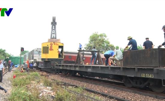 Tạm đình chỉ công tác 3 nhân viên đường sắt tại ga Núi Thành, Quảng Nam