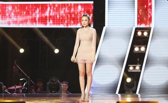 Trưởng nhóm S-Girl chinh phục sân khấu Giọng hát Việt 2018