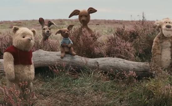 Gặp lại những nhân vật tuổi thơ trong trailer chính thức của Christopher Robin