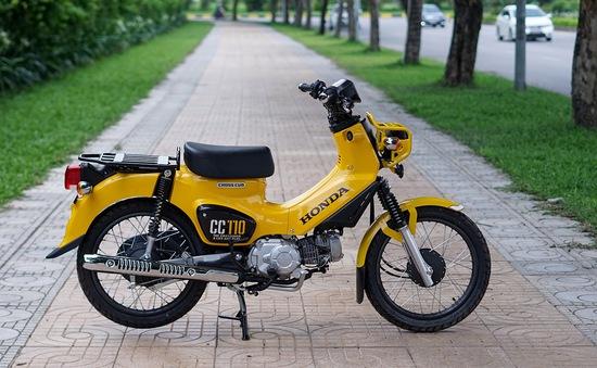 Honda Cross Cub 2018: Dáng Offroad, 110cc, độc nhất Việt Nam