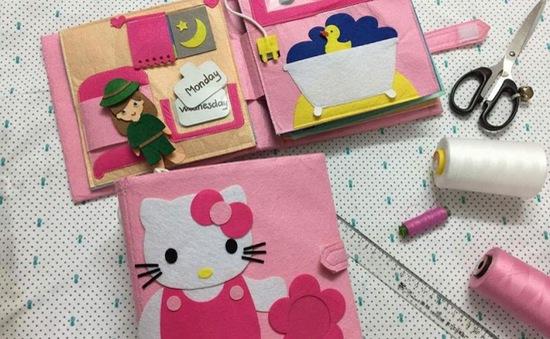 Trực tiếp Thế hệ số 10h00 (28/5): Khám phá xưởng sản xuất sách vải - quà tặng ý nghĩa dịp 1/6 cho bé