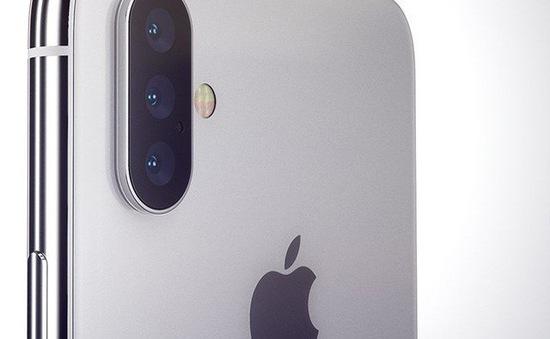 iPhone sẽ có 3 ống kính camera vào năm 2019