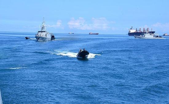 Indonesia tổ chức diễn tập Hải quân Komodo