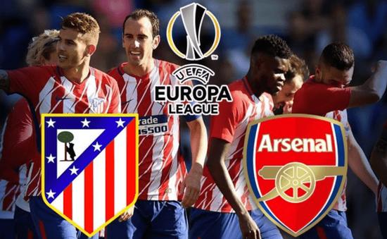 Lịch trực tiếp bóng đá bán kết lượt về Europa League: Atletico - Arsenal, ai xứng đáng đi tiếp?