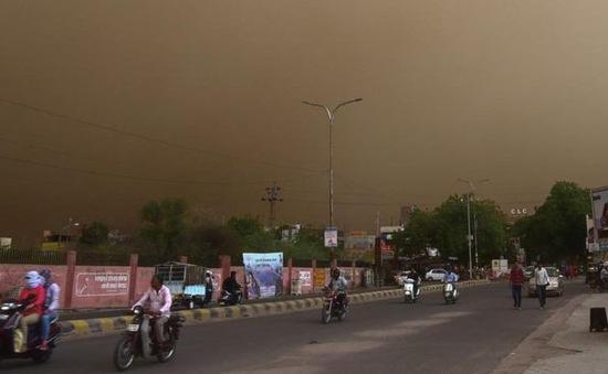 Hàng chục người thương vong do bão lớn tại Ấn Độ