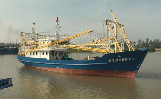 Phú Yên vận động ngư dân vươn khơi bám biển