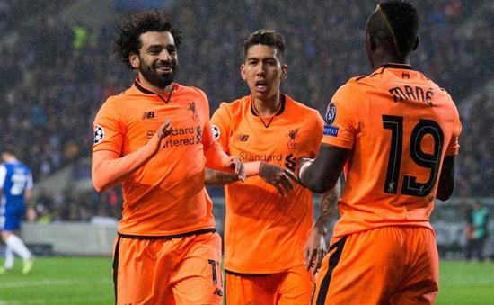 """Salah, Mane và Firmino phá vỡ kỷ lục của bộ ba """"BBC"""" tại Champions League"""