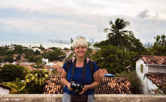 Nữ nhiếp ảnh gia đi khắp thế giới để ghi lại vẻ đẹp của người phụ nữ