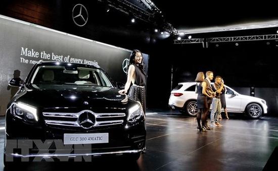 Mercedes thu hồi gần 7.000 xe tại Việt Nam