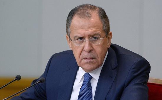 Nga xác nhận ngoại trưởng Sergei  Lavrov sẽ thăm Triều Tiên
