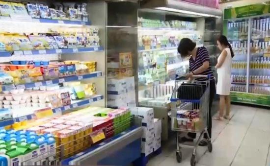 Ngành hàng tiêu dùng nhanh tăng trưởng trong lạc quan
