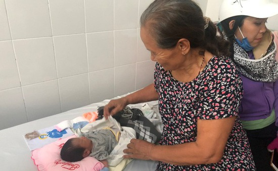 Đã tìm thấy mẹ của bé trai sơ sinh bị chôn sống ở Bình Thuận