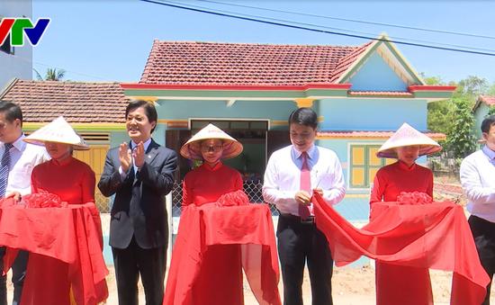 Quảng Nam khánh thành làng Bích Hoạ xã Tam Thanh giai đoạn 2