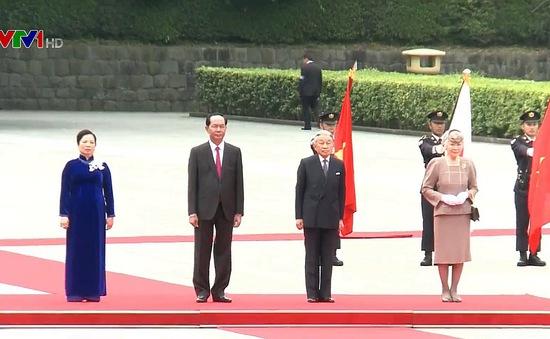 2018 - Năm khởi đầu của giai đoạn phát triển mới giữa Việt Nam và Nhật Bản