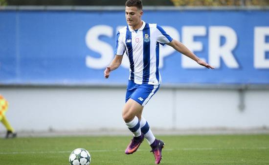 Tài năng trẻ Porto gia nhập Man Utd