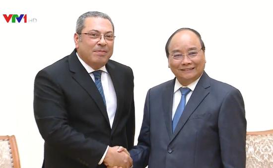 """""""Việt Nam luôn coi trọng quan hệ hợp tác truyền thống với Ai Cập"""""""
