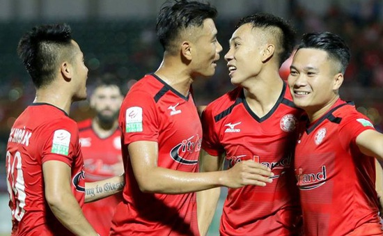 CLB TP Hồ Chí Minh 0-0 CLB Quảng Nam: Chia điểm nhạt nhoà