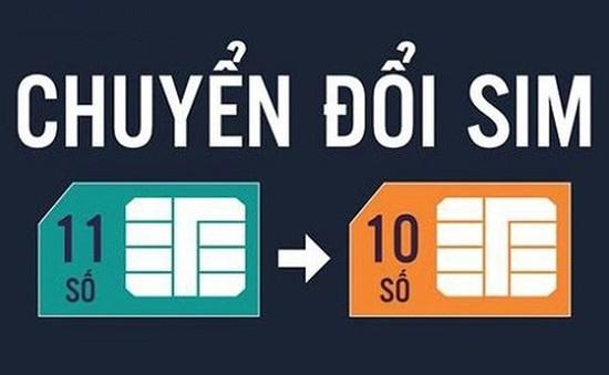 Chuyển đổi thuê bao di động từ 11 số sang 10 số: Cần lưu ý những gì?