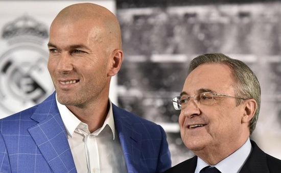 HLV Zidane lớn tiếng khẳng định quyền lực tuyệt đối tại Real Madrid