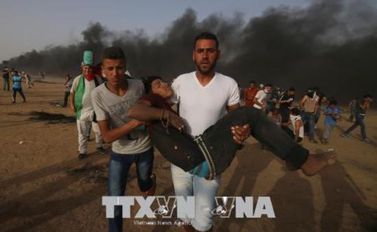 LHQ cảnh báo dải Gaza bên bờ vực chiến tranh