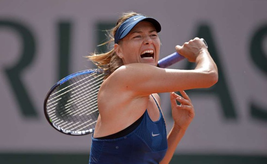 Sharapova lần thứ 13 có mặt ở vòng 3 giải Pháp mở rộng