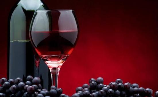 Chấm dứt phản ứng viêm bằng rượu nho đỏ