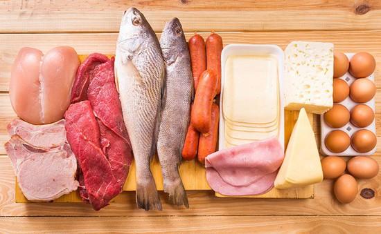 Ăn quá nhiều thịt và chế phẩm sữa có nguy cơ suy tim