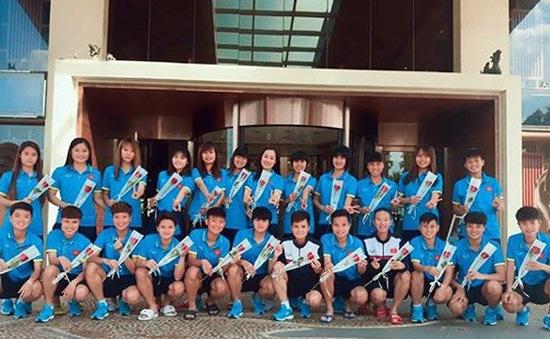 Việt Nam cùng bảng Malaysia, Jordan tại giải bóng đá U19 nữ châu Á 2019