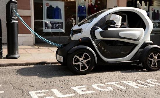 Thụy Sỹ đặt mục tiêu nâng tỷ lệ ô tô điện lên 15% vào năm 2022