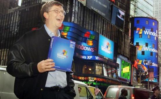 Bí mật gây sốc đằng sau sự thành công của Windows XP
