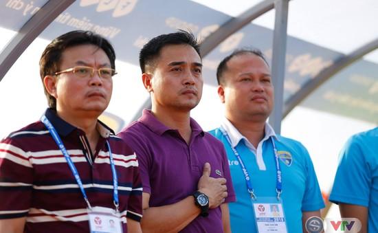HLV Nguyễn Đức Thắng bất ngờ chia tay CLB Thanh Hóa