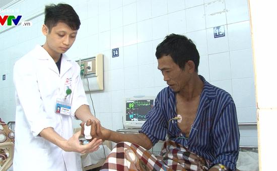 Lạng Sơn: Gia tăng các ca nhập viện vì bị rắn cắn