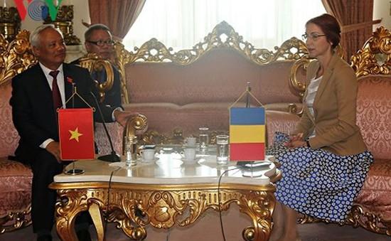 Tăng cường hợp tác nhiều lĩnh vực Việt Nam - Romania