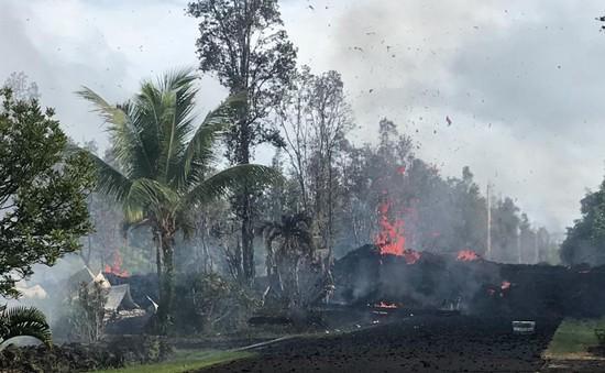 Động đất mạnh 6,9 độ richter gây rung chuyển Hawaii, Mỹ