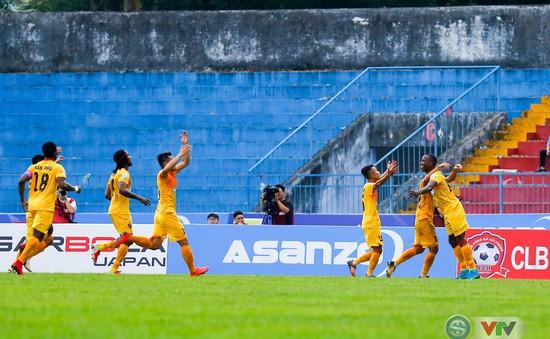 CLB Hải Phòng 3-2 SHB Đà Nẵng: Chiến thắng kịch tính!