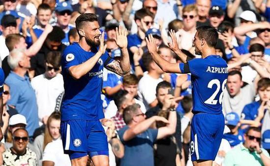 Thắng Liverpool, Chelsea vẫn đuối thế nhất trong cuộc đua top 4