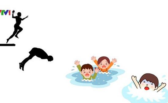 Hè đến: Đề phòng ngạt nước ở trẻ