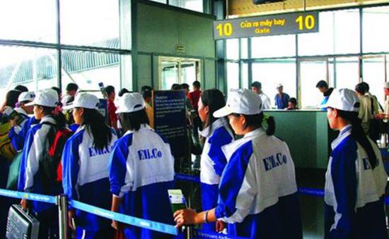49 quận, huyện bị tạm dừng đưa lao động đi Hàn Quốc năm 2018