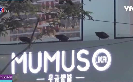 Truyền thông Hàn nghi ngờ Mumuso đến từ Trung Quốc