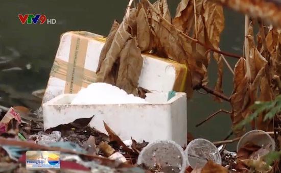 TP.HCM có thể giảm ngập 30% khi không xả rác thải bừa bãi