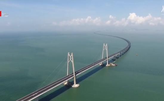 Trung Quốc khai trương cầu biển dài nhất thế giới