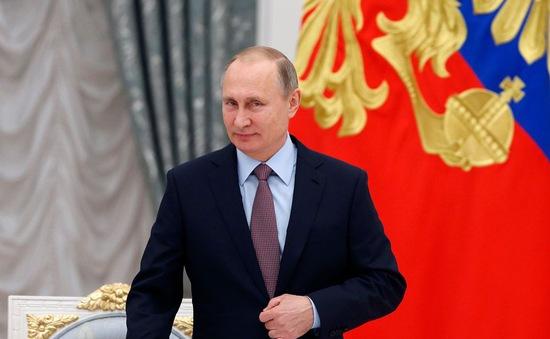 Ngày 7/5, Tổng thống Nga đắc cử nhậm chức