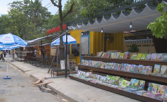Hình thành tuyến phố sách ở thành phố Huế