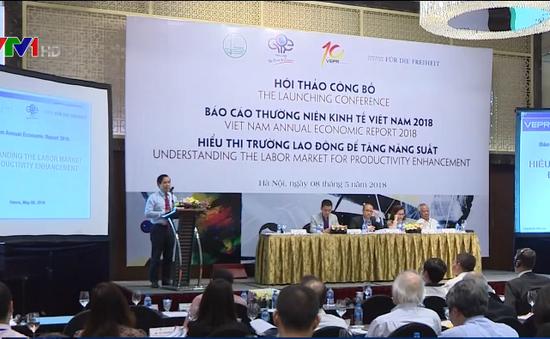 Dự báo GDP Việt Nam năm 2018 đạt 6,83%