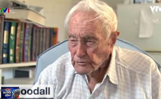 Nhà khoa học 104 tuổi bay đến Thuỵ Sĩ để thực hiện quyền được chết