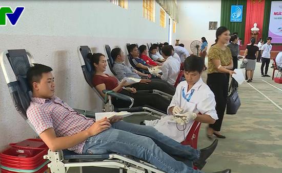 Đà Nẵng đẩy mạnh công tác vận động hiến máu nhân đạo