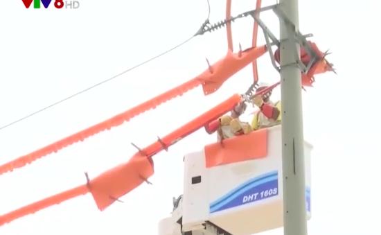 Quảng Bình: Đảm bảo điện lưới trong mùa khô hạn